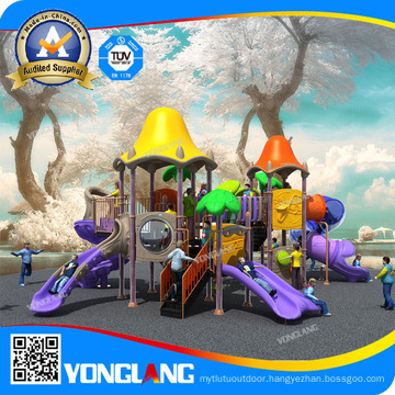 2015 Hot Sale Kids Playground Slide